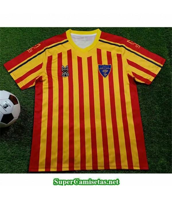 Tailandia Primera Equipacion Camiseta Lecce 2019 2020