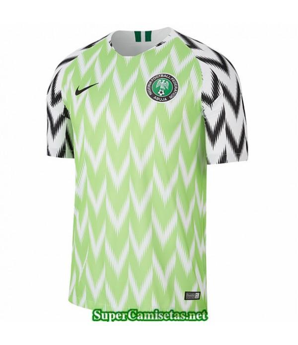 Tailandia Primera Equipacion Camiseta Nigeria 2019 2020/2021