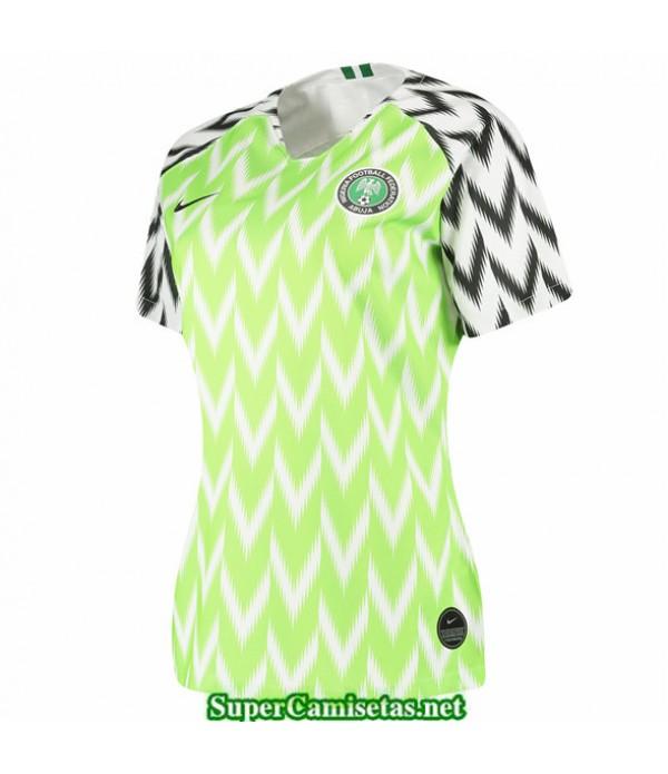 Tailandia Primera Equipacion Camiseta Nigeria Mujer 2019