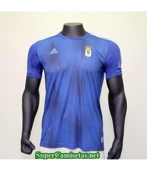 Tailandia Primera Equipacion Camiseta Real Oviedo 2019/20