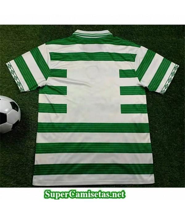 Tailandia Primera Equipacion Camiseta Clasicas Celtic 1997 99