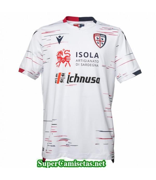 Tailandia Segunda Equipacion Camiseta Cagliari Calcio 2019/20