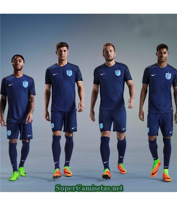 Tailandia Segunda Equipacion Camiseta Inglaterra Uefa Euro 2020/2021