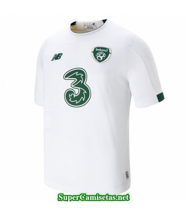 Tailandia Segunda Equipacion Camiseta Irlanda Uefa Euro 2020/2021