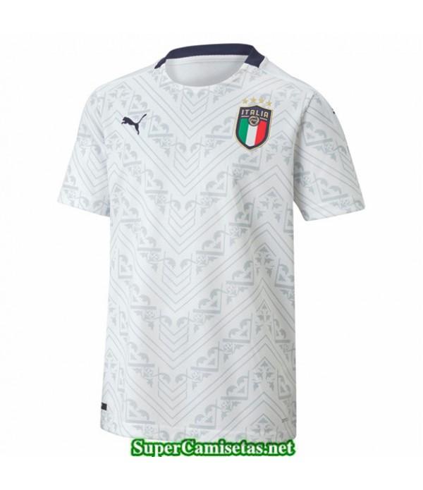 Tailandia Segunda Equipacion Camiseta Italia Uefa Euro 2020/2021