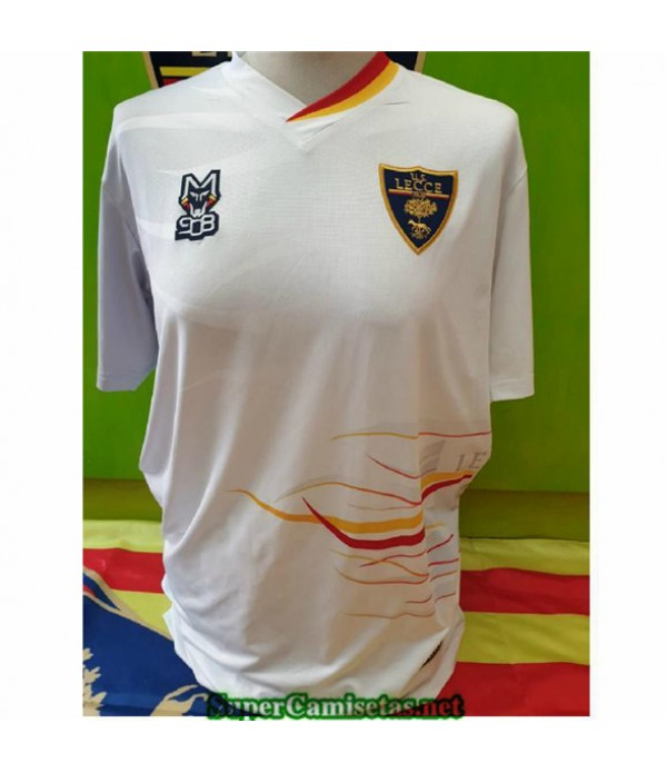 Tailandia Segunda Equipacion Camiseta Lecce 2019 2020