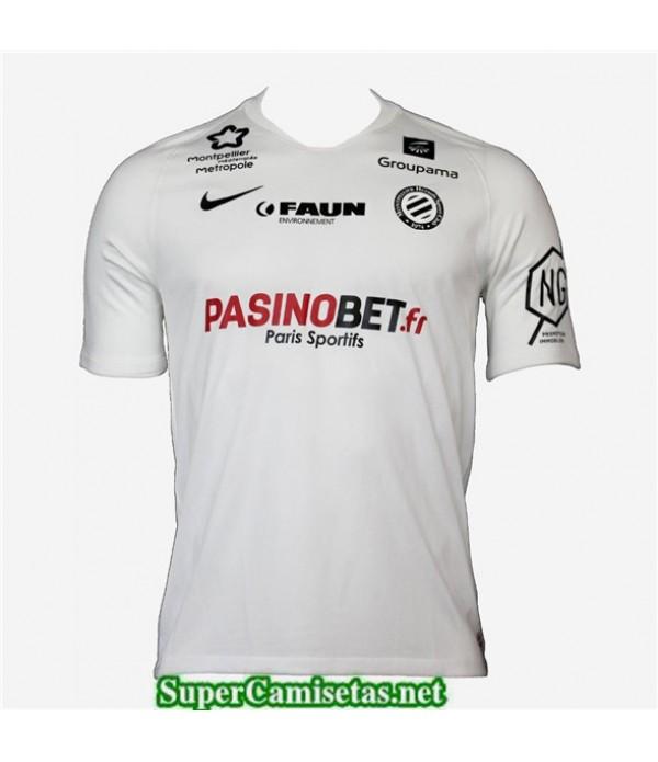 Tailandia Segunda Equipacion Camiseta Montpellier 2019/20