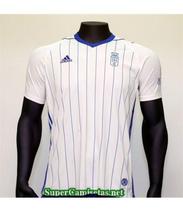 Tailandia Segunda Equipacion Camiseta Real Oviedo 2019/20
