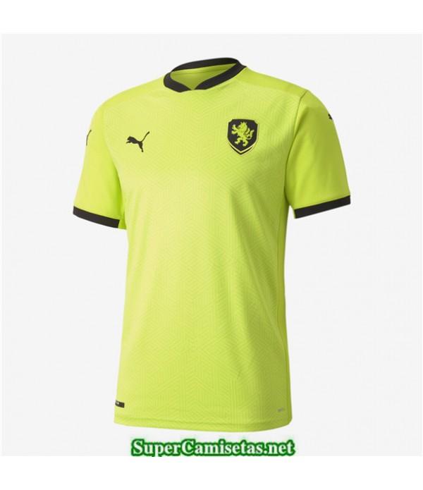 Tailandia Segunda Equipacion Camiseta Répública Checa Uefa Euro 2020/2021