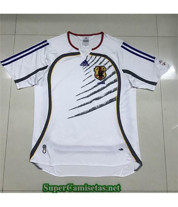 Tailandia Segunda Equipacion Camiseta Retro Japan 2006