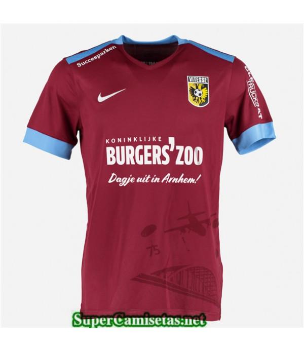 Tailandia Segunda Equipacion Camiseta Vitesse 2019/20