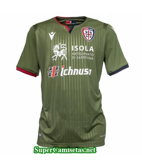 Tailandia Tercera Equipacion Camiseta Cagliari Calcio 2019/20