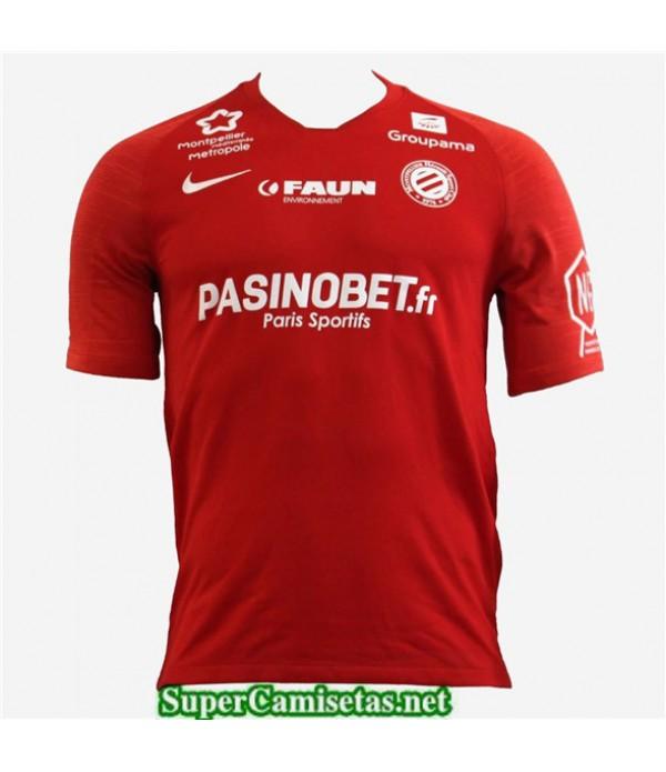 Tailandia Tercera Equipacion Camiseta Montpellier 2019/20