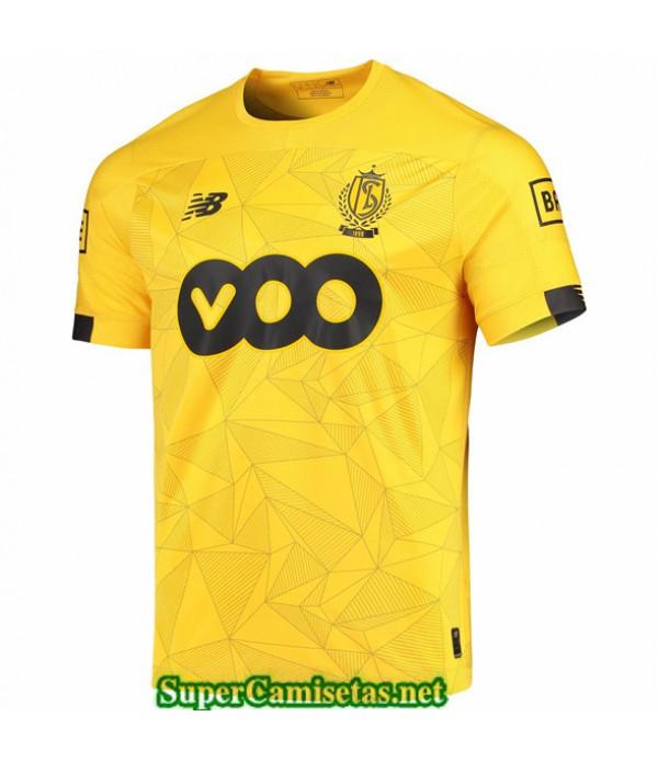Tailandia Tercera Equipacion Camiseta Standard De Lieja 2019/20