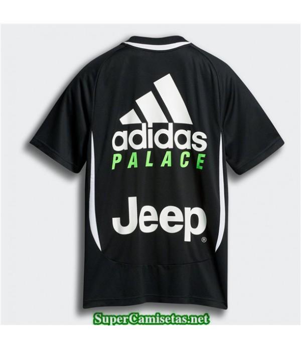 Tailandia Training Equipacion Camiseta Juventus Palace Negro 2019 2020
