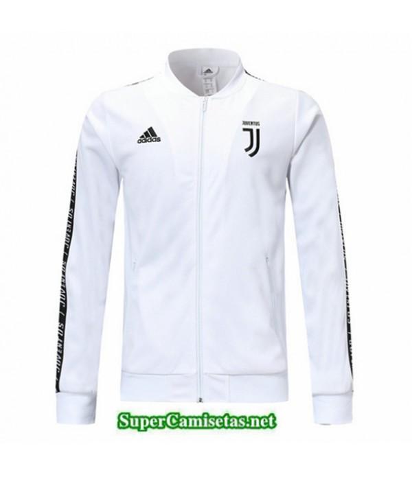 Tailandia Camiseta Juventus Chaqueta V342 Blanco 2019/20