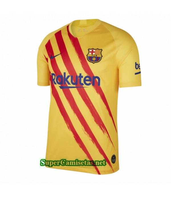 Tailandia Cuarto Equipacion Camiseta Barcelone 2019/20