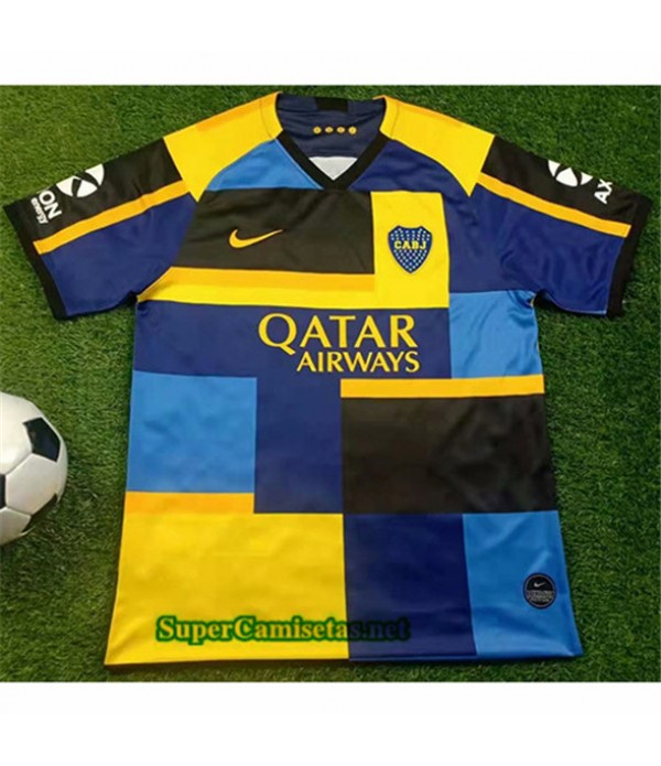 Tailandia Equipacion Camiseta Boca Juniors Edición Especial 2019/20