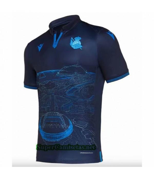 Tailandia Equipacion Camiseta Real Sociedad Edición Conmemorativa 2019/20