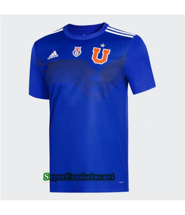 Tailandia Equipacion Camiseta Universidad De Chile 70 Años 2019/20