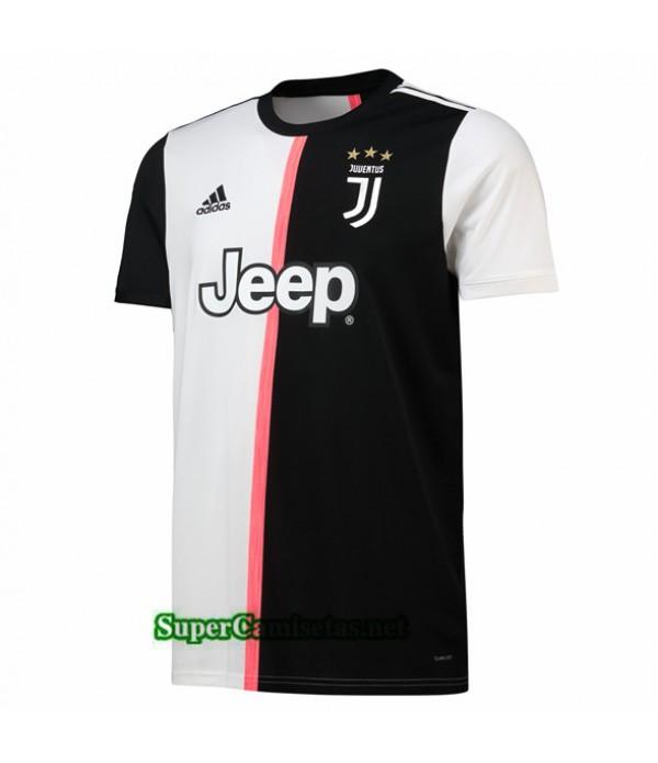 Tailandia Primera Equipacion Camiseta Juventus Bla...