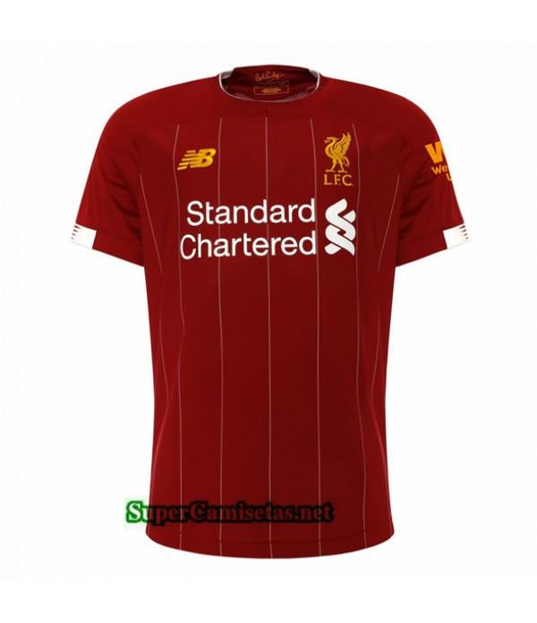 Tailandia Primera Equipacion Camiseta Liverpool Rojo 2019/20