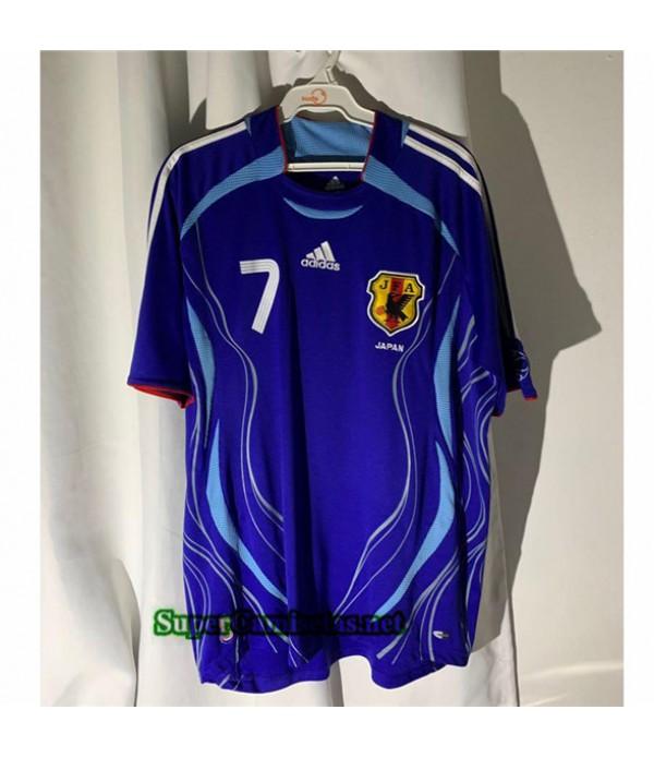 Tailandia Primera Equipacion Camiseta Retro Japon 2006