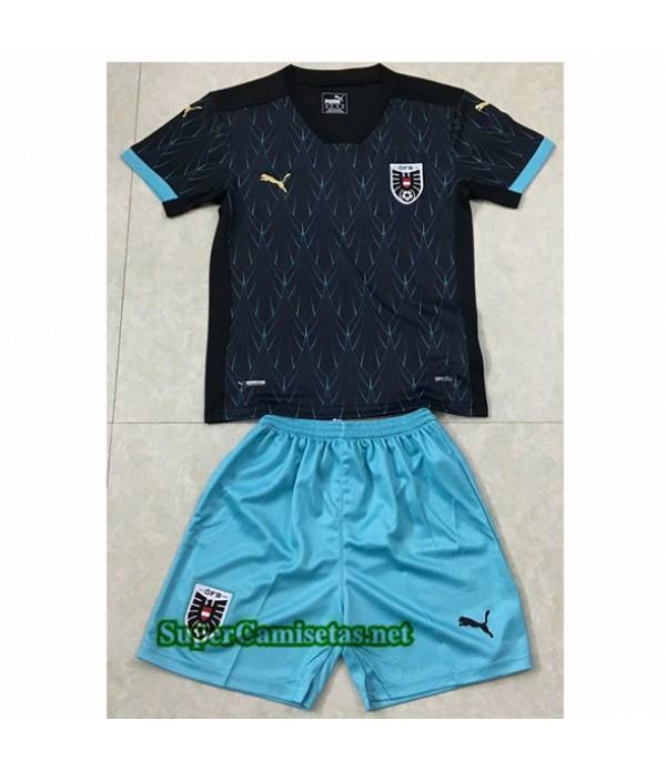 Tailandia Segunda Equipacion Camiseta Austria Niños 2020/21