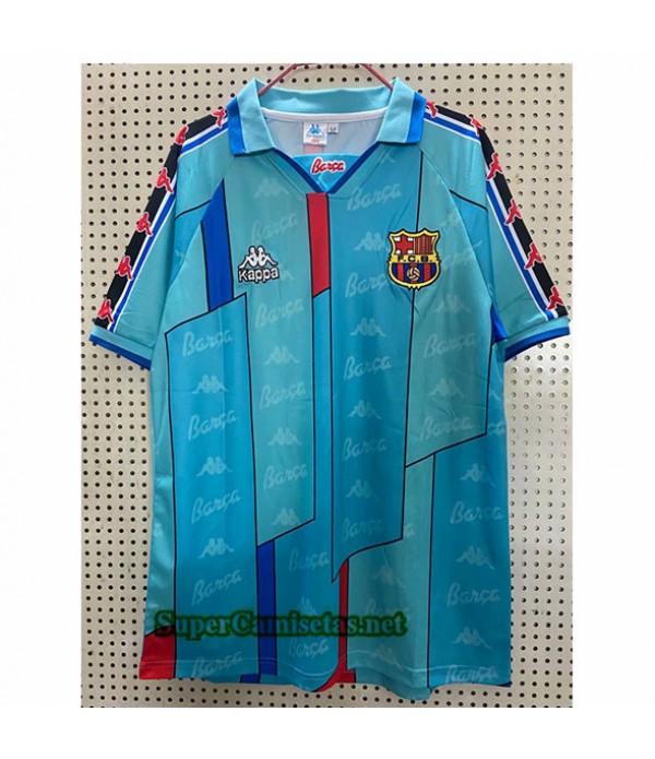 Tailandia Segunda Equipacion Camiseta Retro Barcelona 1996 97