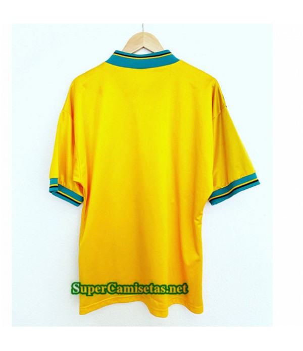 Tailandia Segunda Equipacion Camiseta Clasicas Bayern Munich 1993 95