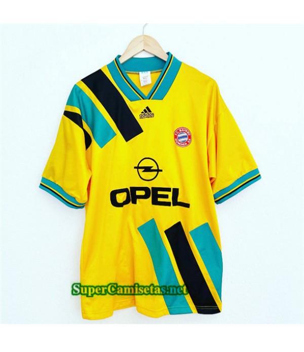 Tailandia Segunda Equipacion Camiseta Retro Bayern...