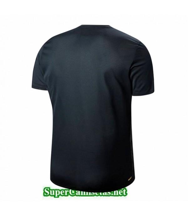 Tailandia 6 Times Ed Signature Negro Equipacion Camiseta Liverpool 2019/20