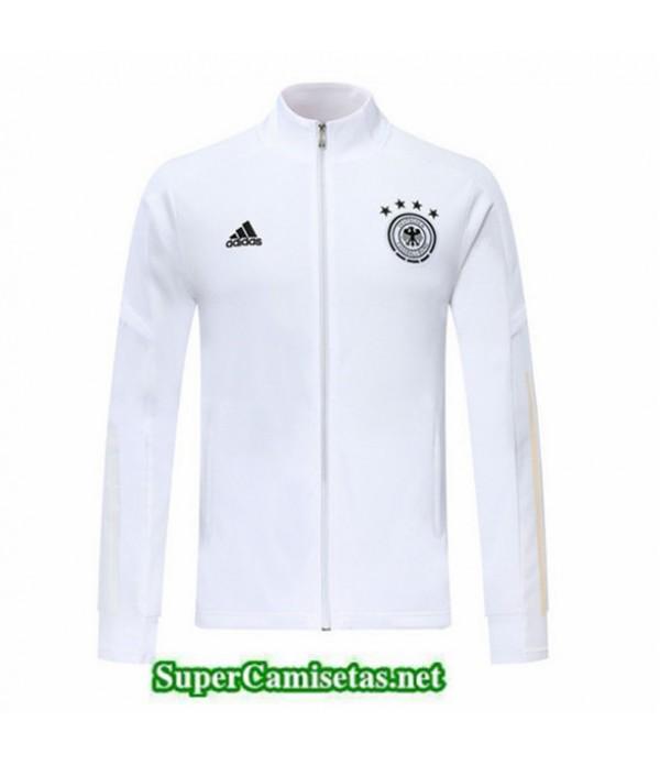 Tailandia Camiseta Alemania Chaqueta Blanco 2019/20