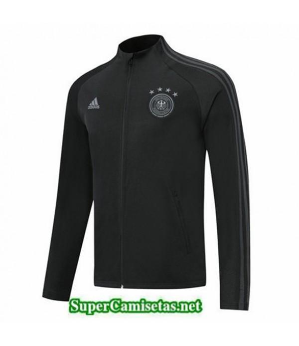 Tailandia Camiseta Alemania Chaqueta Negro 2019/20