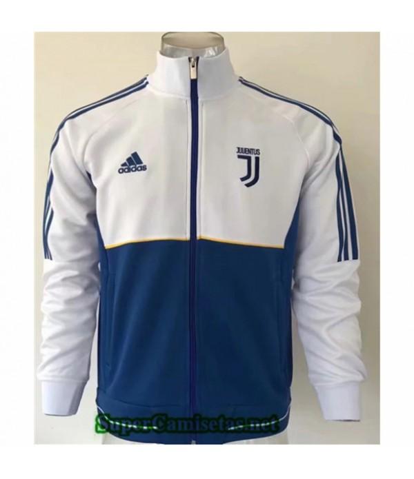 Tailandia Camiseta Juventus Chaqueta Blanco/azul 2019/20