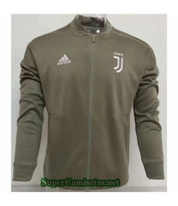 Tailandia Camiseta Juventus Chaqueta Marron 2019/20