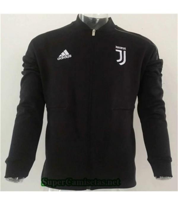 Tailandia Camiseta Juventus Chaqueta Negro 2019/20