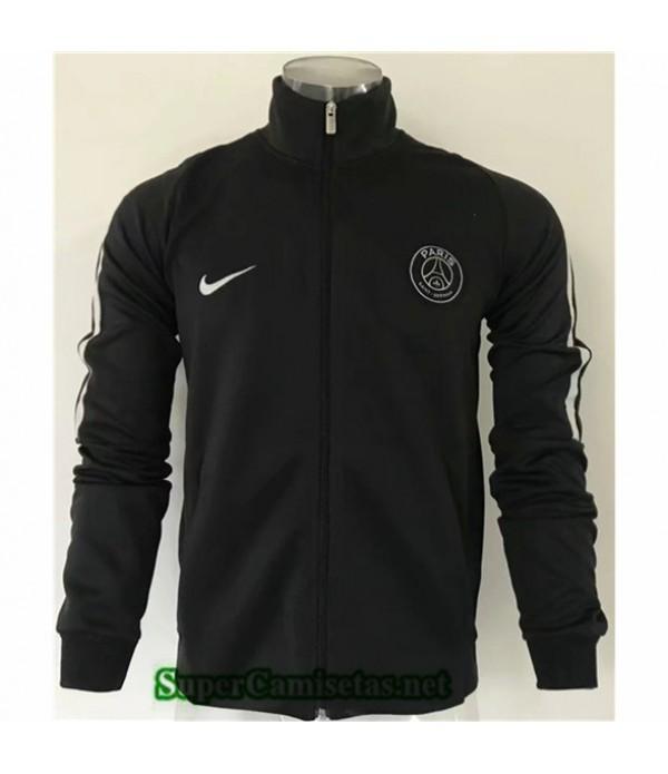 Tailandia Camiseta Psg Chaqueta Negro 2019/20