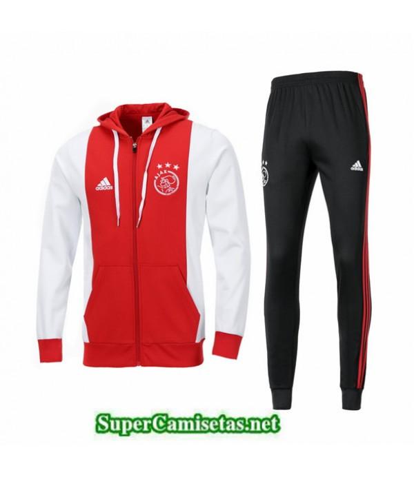 Tailandia Chandal Bayern Munich Q012 Sombrero Rojo/blanco 2019/20