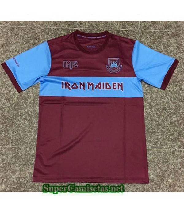 Tailandia Edición Conmemorativa Equipacion Camiseta West Ham United 2019/20
