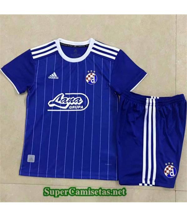 Tailandia Equipacion Camiseta Dynamo Niños Azul 2019/20