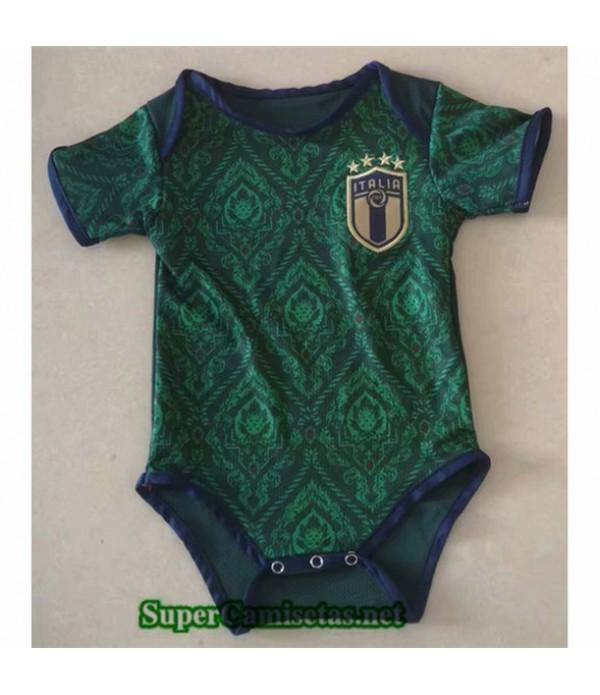 Tailandia Equipacion Camiseta Italia Bebé Verde 2019/20