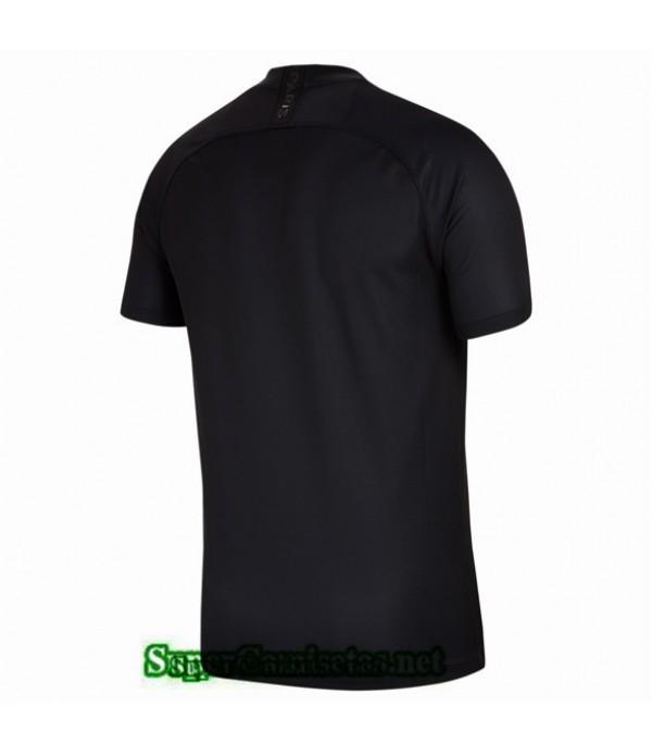 Tailandia Equipacion Camiseta Psg Negro 2019/20