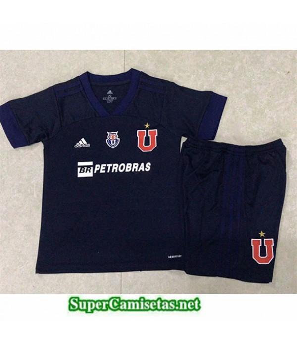 Tailandia Primera Equipacion Camiseta Universidad De Chile Niños 2019/20