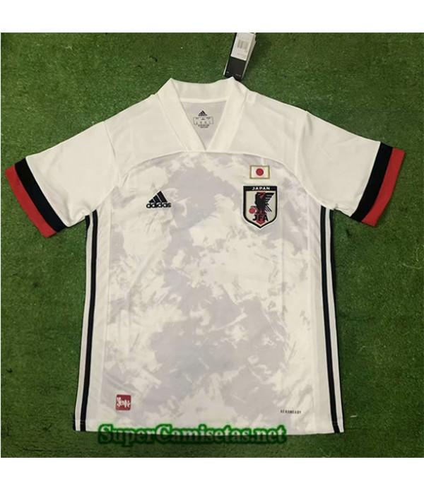 Tailandia Segunda Equipacion Camiseta Japon Blanco 2019/20
