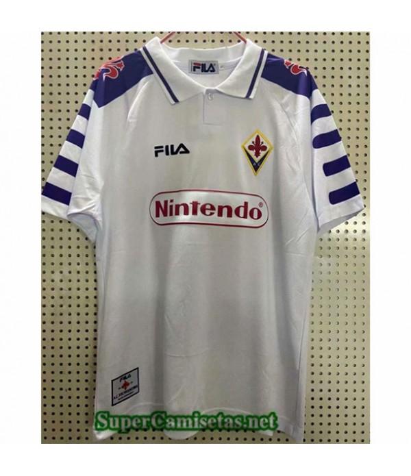 Tailandia Segunda Equipacion Camiseta Clasicas Fiorentina 1998