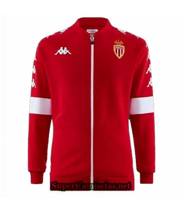 Tailandia Camiseta As Monaco Chaqueta Rojo 2019/20