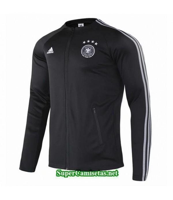 Tailandia Camiseta Alemania Chaqueta Negro/blanco 2020/21