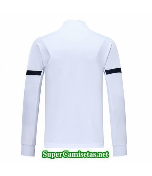 Tailandia Camiseta Francia Chaqueta Blanco 2020/21
