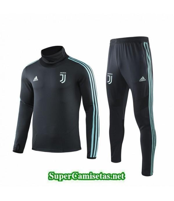 Tailandia Chandal Juventus 03s32 Cuello Alto 2019/20